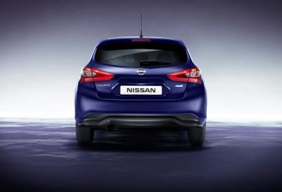 Nuova Nissan Pulsar 2014