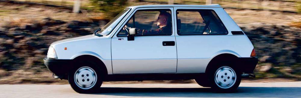 Epoca Innocenti Mini 90 N 500 Ls Automobilismo
