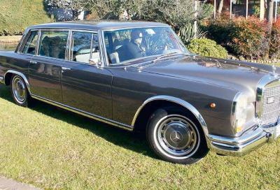 Epoca: Mercedes 600 W100