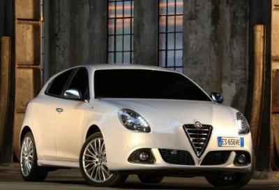 """""""Compasso d'Oro 2014"""", Menzione d'Onore all'Alfa Romeo Giulietta"""