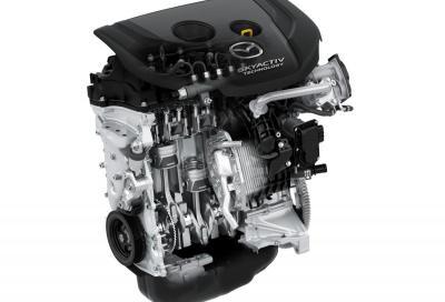 Mazda,è in arrivo un nuovo 1.5 td