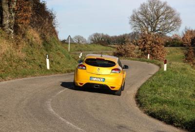 Renault Megane RS 2014, prime impressioni