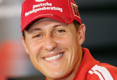Michael Schumacher non è più in coma
