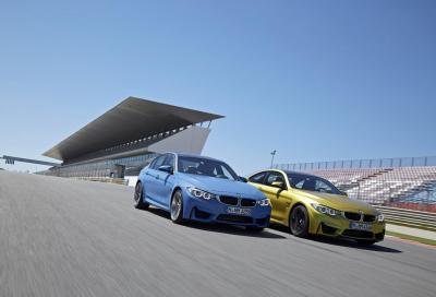 Meno peso, non più potenza: BMW M cambia strategia