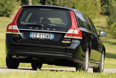 Volvo V70 D2 Polar