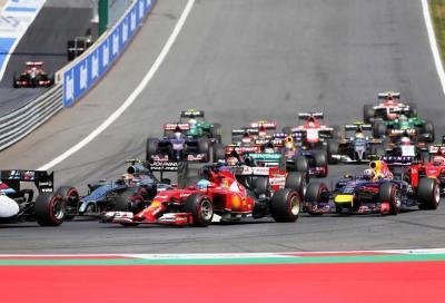 F1, GP d'Austria 2014 doppietta Mercedes