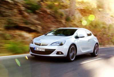 Opel Astra GTC, arriva il nuovo 1.6 CDTI