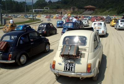 Fiat 500 Storiche, un Meeting Mundial