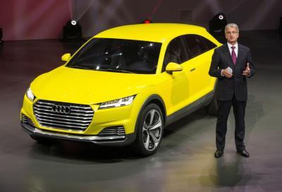 """Audi attacca BMW: """"Danneggia l'ambiente"""""""