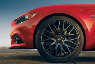 Nuova Ford Mustang, le potenze dei motori