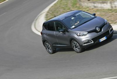 Renault Captur 1.2 TCE 120 cv EDC, la nostra prova