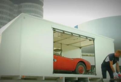 Lost & Found, la 507 di Elvis torna al BMW Museum