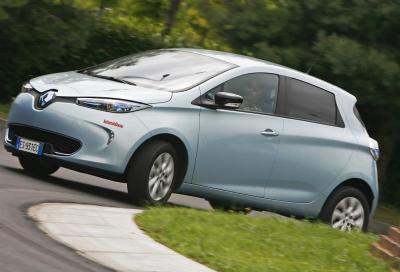 Renault Zoe Life, la nostra prova
