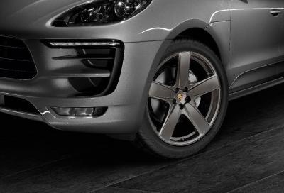 Sport Design pack: come personalizzare la Porsche Macan