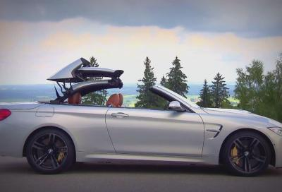 La nuova BMW M4 Cabrio in 5 video HD