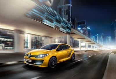 Renault Megane R.S. 275 Trophy, il listino prezzi e 4 nuovi video