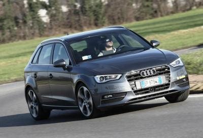 Audi A3 Sportback 2.0 TDI, la nostra prova