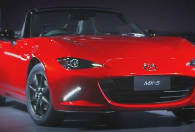 La nuova Mazda MX-5 in 4 video HD