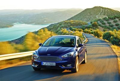 Nuova Ford Focus, 60 foto, 5 video e i prezzi