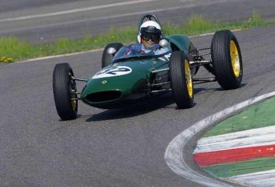 Bellissime da corsa, la Lotus 21