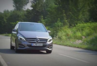 Mercedes, la nuova Classe B 2014 in 5 video HD