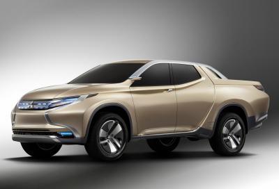 Mitsubishi, il prossimo L200 sarà anche in versione Fiat