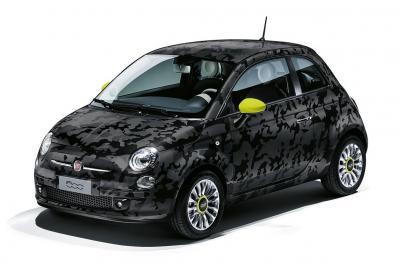 """Fiat """"500 Couture"""", l'ultima frontiera della personalizzazione"""