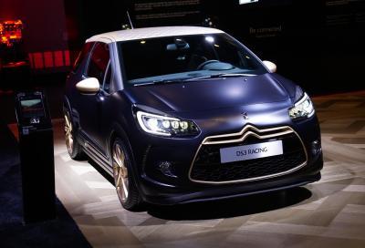 Citroën e DS al Salone di  Parigi 2014, nuove foto