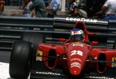 "Ivan Capelli: ""Ferrari straniera"""