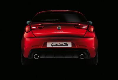 Nuova Alfa Romeo Giulietta Sprint 2014, foto, video e listino prezzi