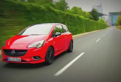 Nuova Opel Corsa 2015, 8 video HD e prime impressioni