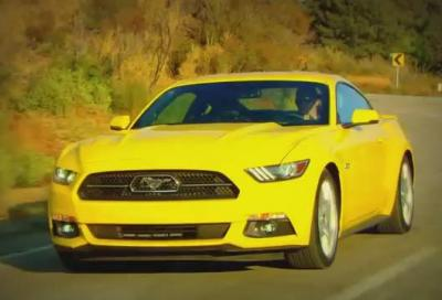Nuova 2015 Ford Mustang, 50 foto e 10 video HD