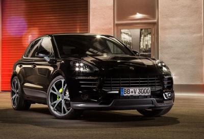 Techart Porsche Macan 2014
