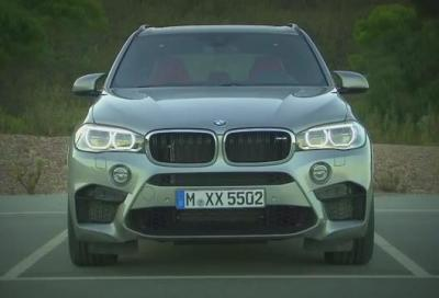 Nuove BMW X5 M e X6 M in 12 nuovi video HD