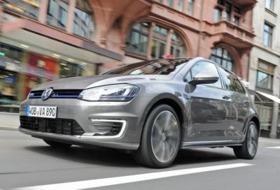 Volkswagen Golf GTE 1.4 TFSI plug in-hybrid, prime impressioni