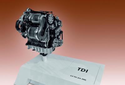 Volkswagen, in arrivo un TDI da 272 cv e un DSG a 10 rapporti