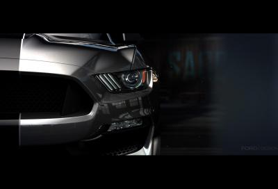 Nuova Shelby GT350 Mustang, prime immagini