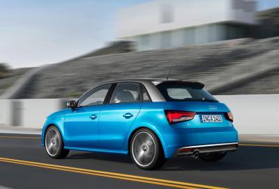 Audi A1 e A1 SB 2015, nuove foto e il listino prezzi