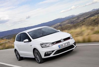 Nuova 2015 Volkswagen Polo GTI, foto, video e prezzi