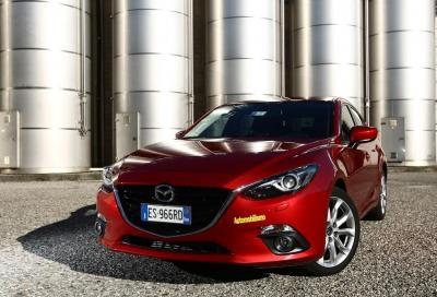 Mazda3 2.2L Skyactiv-D, la nostra prova