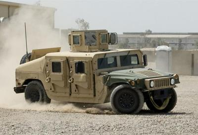 Esercito USA, all'asta 4.000 Humvee