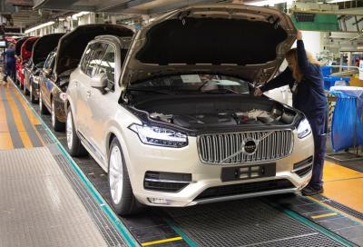 Tecnica, la nuova Volvo XC90 T8 e il tre cilindri euro 7 in arrivo