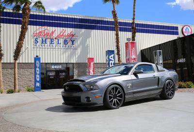 Nuova Shelby GT500 Super Snake Signature Edition