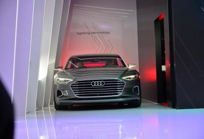 Audi al Consumer Electronics Show di Las Vegas 2015