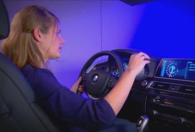 BMW, i video dal Consumer Electronics Show di Las Vegas