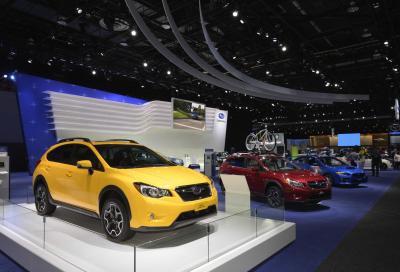2015 Subaru XV Crosstrek Special Edition e WRX STI
