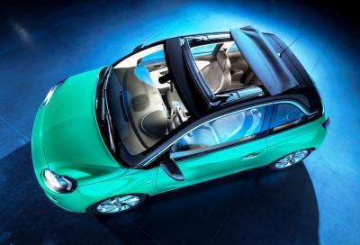 2015 Opel Adam, arrivano la capote e il cambio automatico