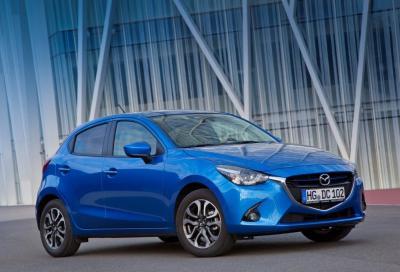 Mazda2 Skyactiv-D 1.5, pensa in grande