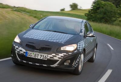Opel Astra 1.6 CDTI, ancora più parsimoniosa