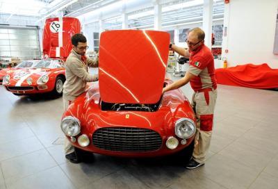 Ferrari 212 Export Coupé Vignale